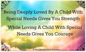 Special Needs Quote