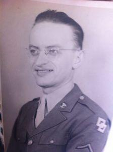 Served during World War II