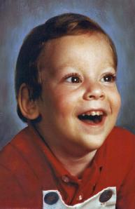 Jason's Portrait Eight Months Old